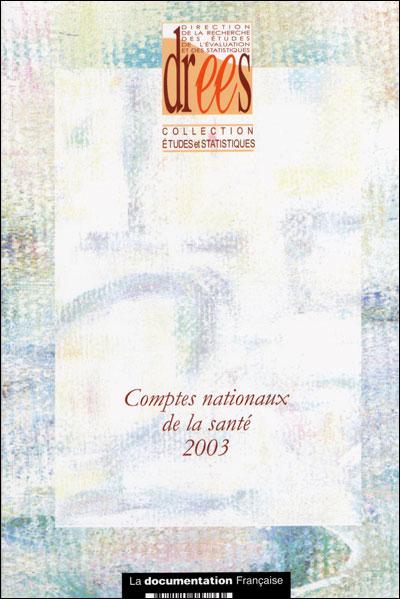 Comptes nationaux de la santé