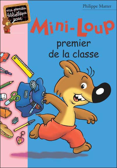 Mini-Loup, premier de la classe