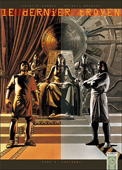 Le Dernier Troyen *Tome 4 - Carthago