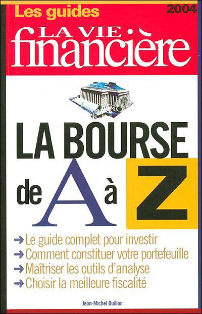 La bourse de A à Z