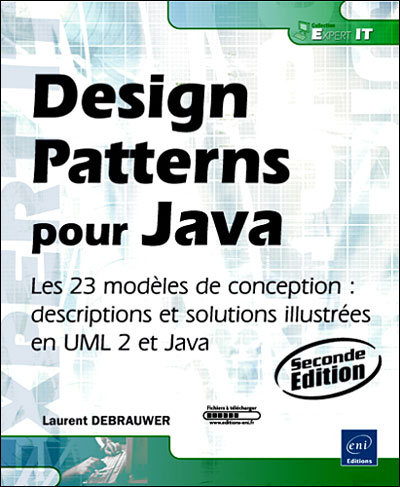 Design patterns pour Java : les 23 modèles de conception