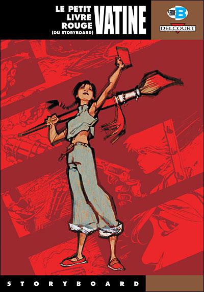 Le petit livre rouge du storyboard