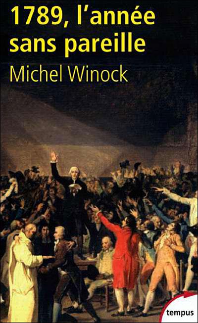 1789, l'année sans pareille