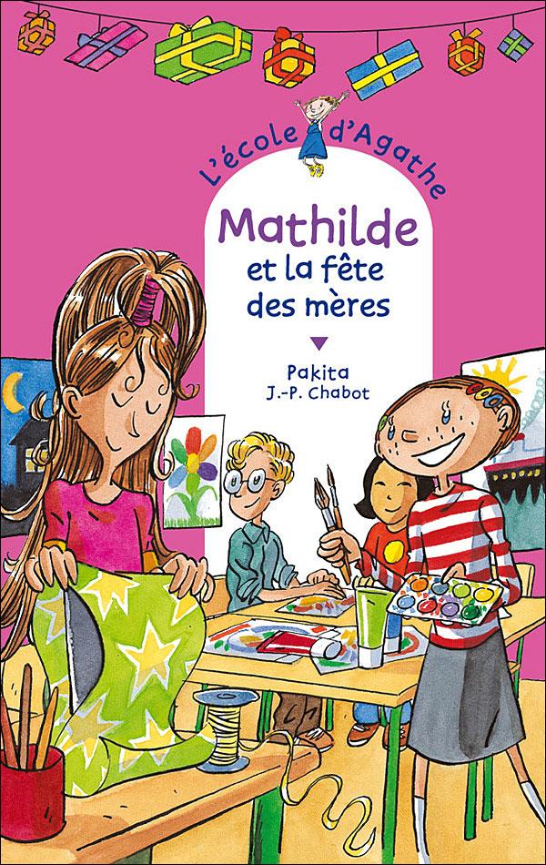 Mathilde et la fête des mères