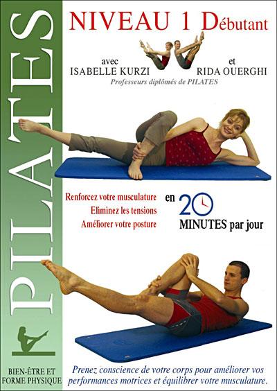 Pilates Niveau 1 Debutant Dvd Zone 2 Achat Prix Fnac