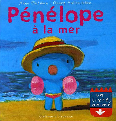 Pénélope -  : Pénélope à la mer