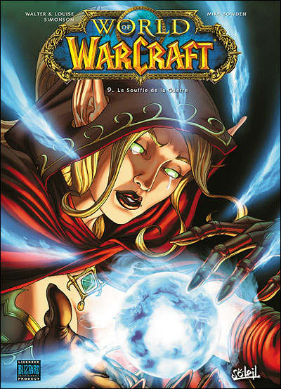 World of Warcraft - WOW Tome 9 : Le souffle de la guerre