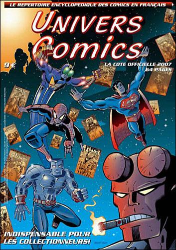 Répertoire encyclopédique des Comics en France