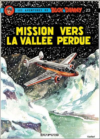 Mission vers la vallée perdue