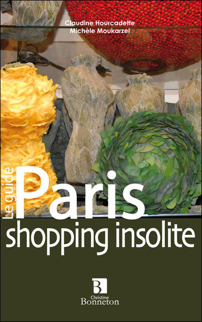 Paris shopping insolite