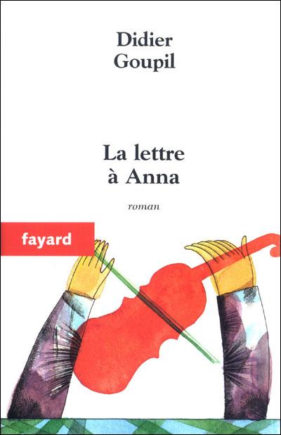 La lettre à Anna