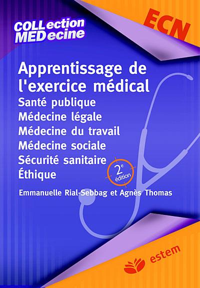 Apprentissage de l'exercice médical