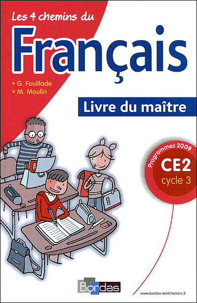 4 Chemins  Francais - Ldm Ce2 Ne 09