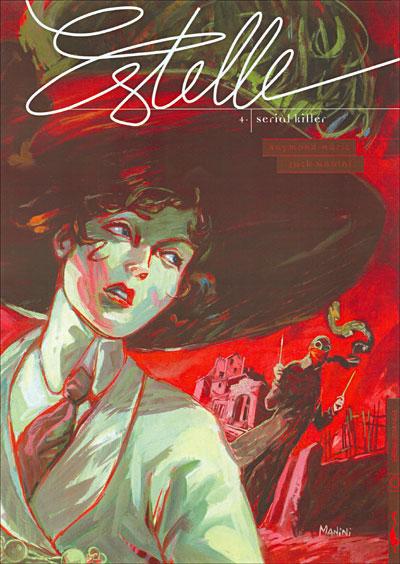 Estelle - Tome 4 Tome 04 : Estelle T04 - Sérial killer