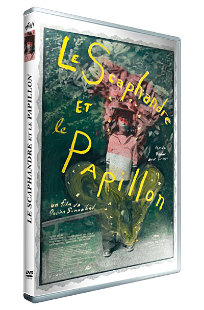 le scaphandre et le papillon julian schnabel dvd zone 2 achat prix fnac. Black Bedroom Furniture Sets. Home Design Ideas