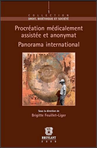 Procréation médicalement assistée et anonymat