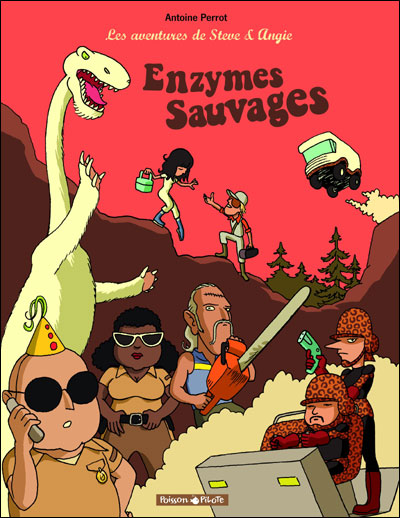 Enzymes sauvages