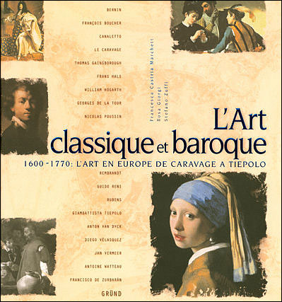 L'art classique et baroque 1600-1770