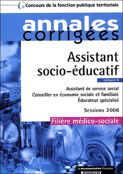 Assistant socio-éducatif