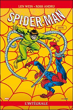 Spider-Man Integrale T14 1976 NED