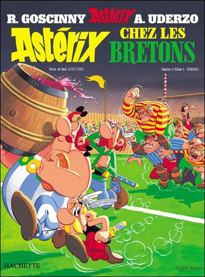 Astérix - Astérix chez les Bretons