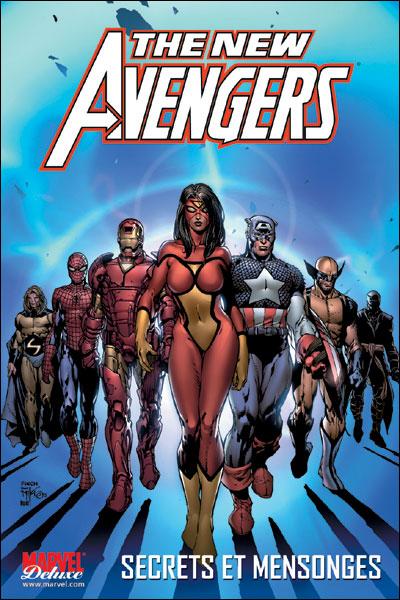 New avengers t02 (rev)