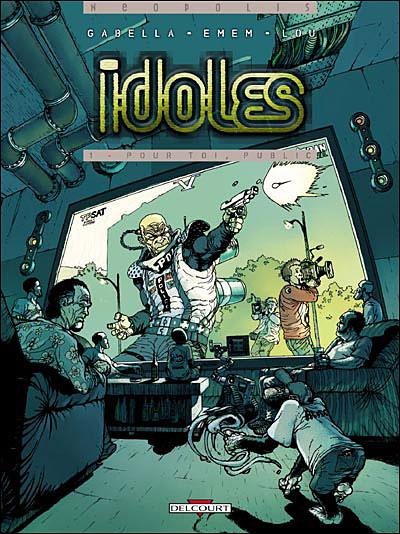 Idoles - Pour toi public