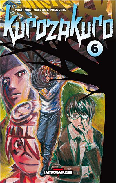 Kurozakuro - Tome 6 : Kurozakuro