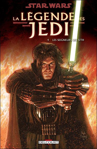 Star Wars - La légende des Jedi T04 - Les seigneurs des Sith