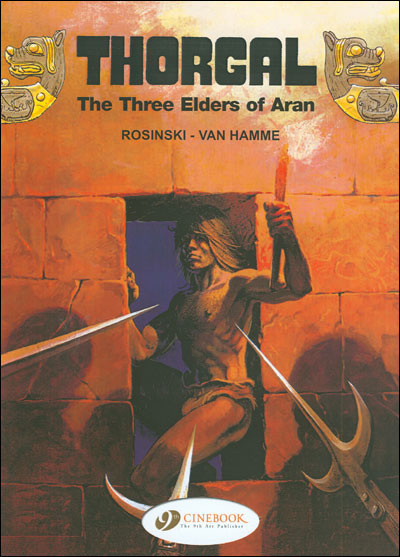 Thorgal - Tome 02 : Thorgal - tome 2 The Three Elders of Aran