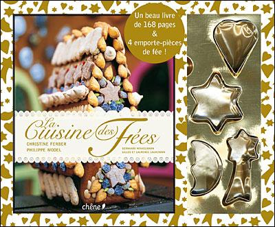 Coffret La cuisine des fées de Christine Ferber