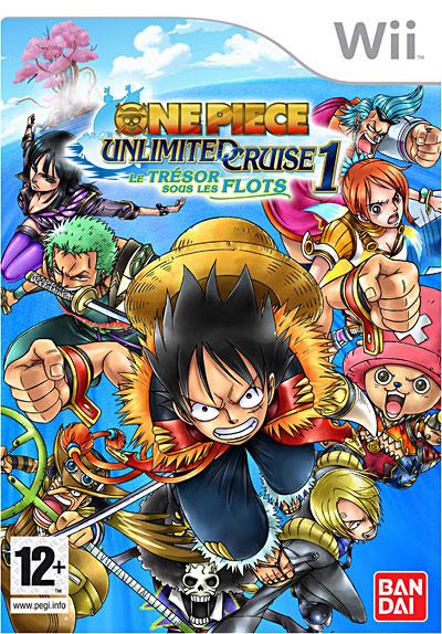 One Piece Unlimited Cruise : Episode 1 : Le Trésor sous les Flots - Nintendo Wii
