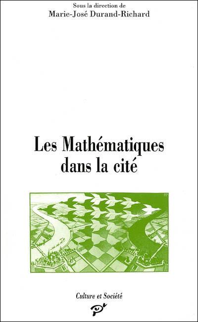 Les mathématiques dans la cité