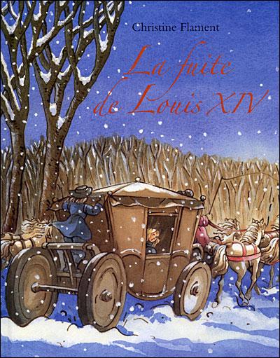 La fuite de Louis XIV