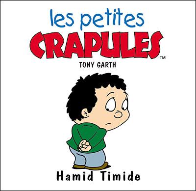 Hamid timide