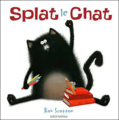 Splat -  : Splat le chat