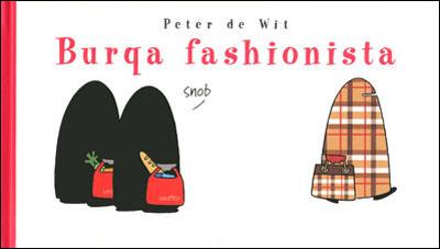 Burqa fashionista