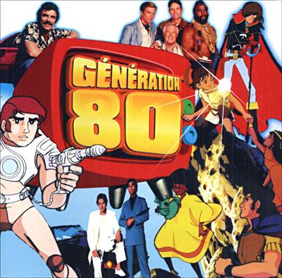 Dessin animé année 80