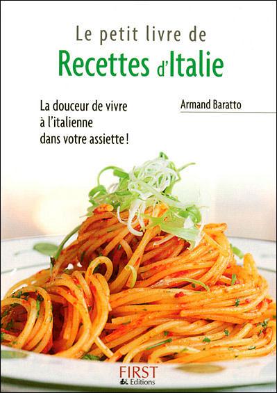 Le Petit Livre de - Recettes d'Italie