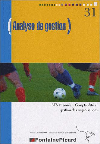 Analyse De Gestion Bts1 Cgo