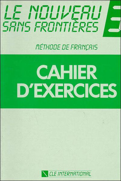 Nouv.sans frontieres,3:exercices