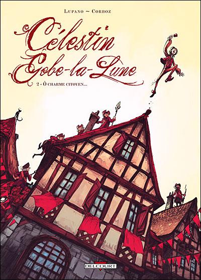 Celestin Gobe-La-Lune T02 O Charme Citoyen