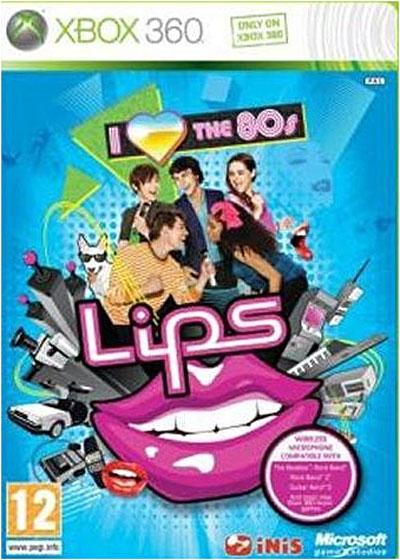 Lips : I Love The 80s
