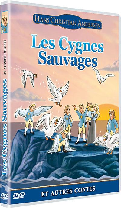 Les Cygnes Sauvages Volume 3 Dvd Zone 2 Achat Prix Fnac