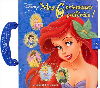 Mes 6 princesses préférées