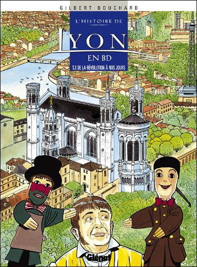 L'Histoire de Lyon en BD