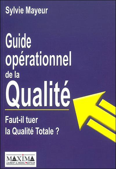 Guide operationnel de qualite