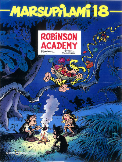 La jungle aux Robinsons