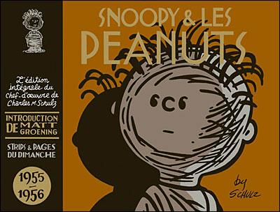 Snoopy - Intégrales - Snoopy et les Peanuts - Intégrale - tome 3 (1955-1956)