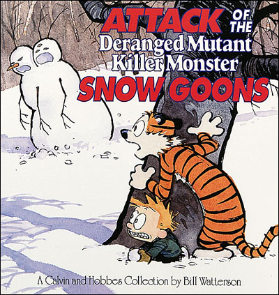 Attack of the deranged mutant killer snowgoons
